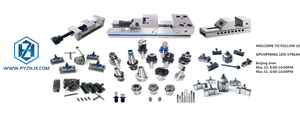 Review - Machine Tools Accessories Live Stream in March
